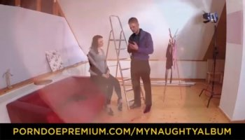 Excited fellow fucks with a lustful breasty chick