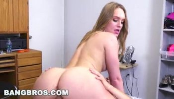 Naughty babe gets hardcore fucking from horny lads