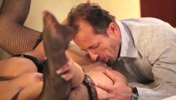 Hard Pussy Sex Black Dick Kristina Rose