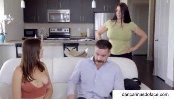 Large jock excites slut to max