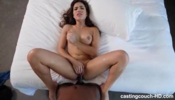 All Internal hard anal fucking results in sticky creampie